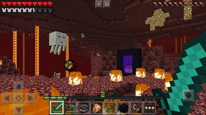 Minecraft — Pocket Edition 02