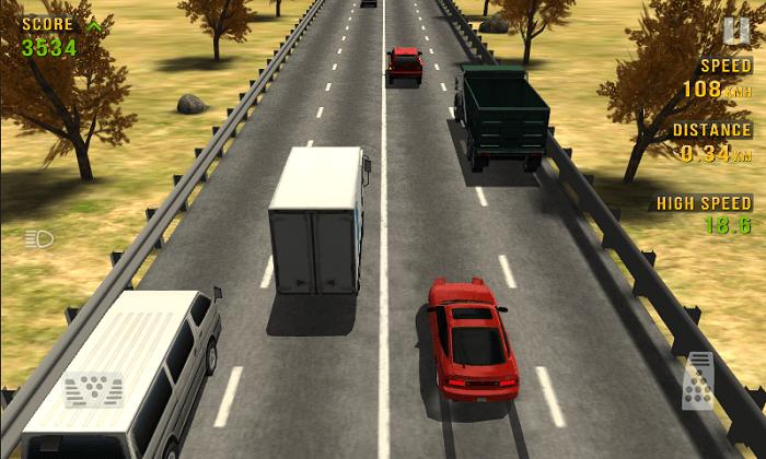 Traffic Racer 01