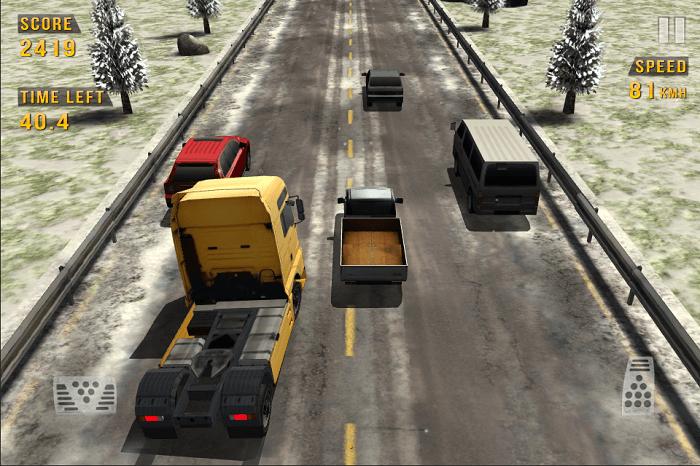 Traffic Racer 02