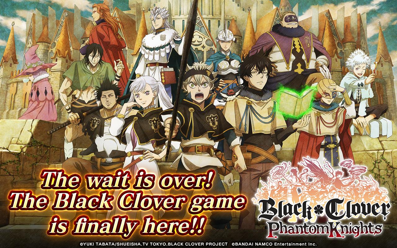 Black Clover Phantom Knights 01