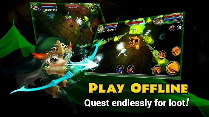 Dungeon Quest 02