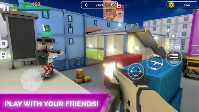 Block Gun 01