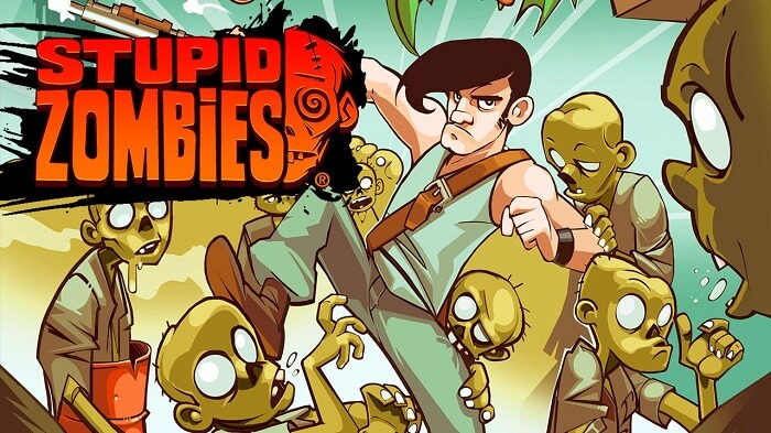 Stupid Zombies 01