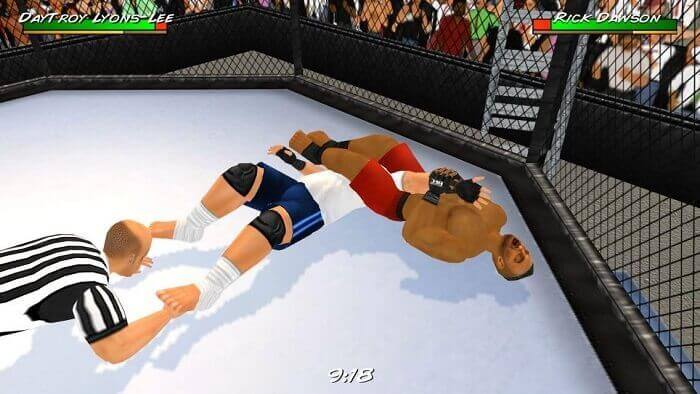 Wrestling Revolution 3D 03