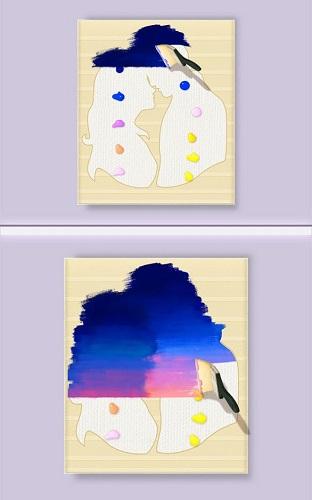 Silhouette Art 01