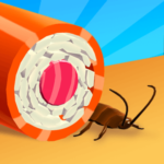 Sushi Roll 3D