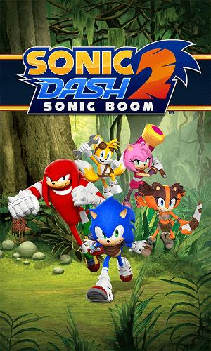 Sonic Dash 2-01