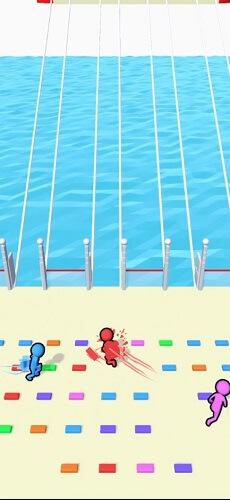 Bridge Race 01