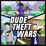 Dude Theft Wars: Open world